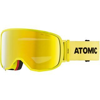 Atomic Revent L FDL Stereo, yellow/Lens: yellow - Skibrille