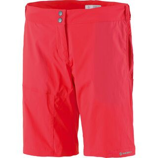 Scott Womens Trail MTN 20 Shorts, hibiscus red - Radhose