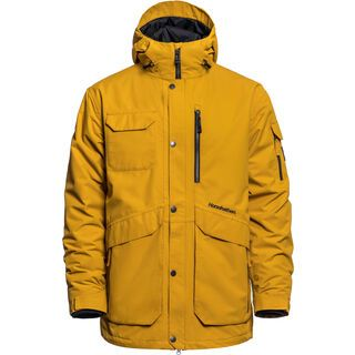 Horsefeathers Barnett Jacket, golden yellow - Snowboardjacke