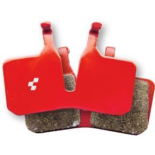 Cube Scheibenbremsbelag Magura MT5 - gesintert red