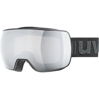 uvex compact - LM Litemirror Silver black mat