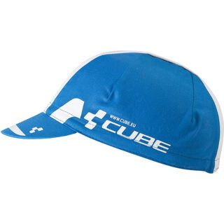 Cube Race Cap Teamline, blue´n´white - Radmütze