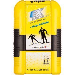 Toko Express Grip & Glide Pocket - Gleitwachs