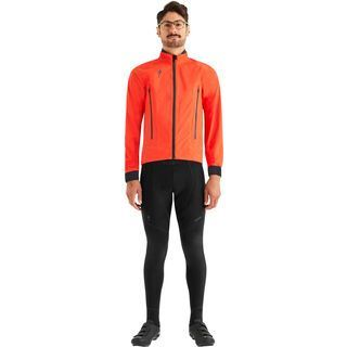 Specialized Deflect H2O Road Jacket, rocket red - Radjacke