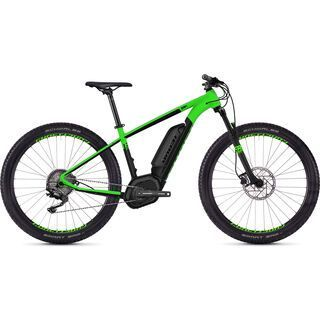 Ghost Hybride Teru B2.7+ AL 2018, neon green/black - E-Bike