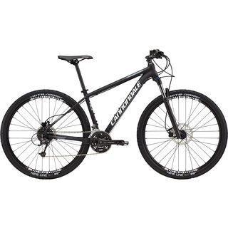 Cannondale Trail 4 29 2017, black - Mountainbike