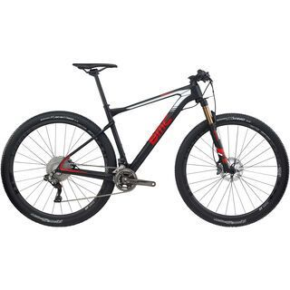 BMC Teamelite 01 XTR Di2 2017, black - Mountainbike