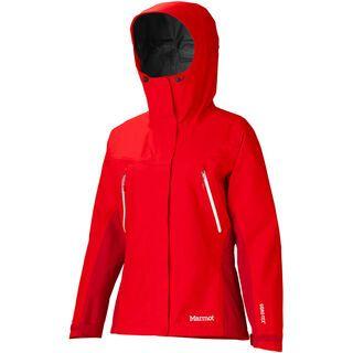 Marmot Womens Spire Jacket, Cherry Tomato/Team Red - Skijacke