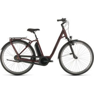 Cube Town Hybrid EXC RT 2020, red´n´black - E-Bike