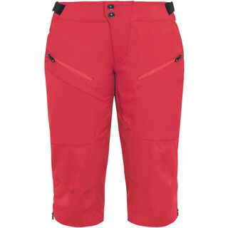 Vaude Women's Moab Shorts, flame - Radhose