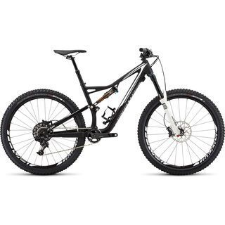 Specialized Stumpjumper FSR Elite 650b 2017, black/white - Mountainbike