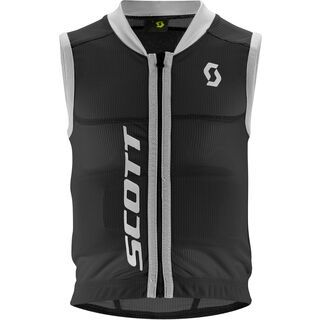 Scott Junior Actifit Vest Protector, black/grey - Protektorenweste