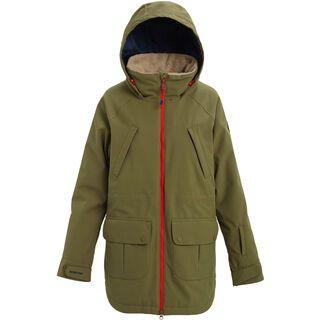 Burton Women's Prowess Jacket, martini olive - Snowboardjacke
