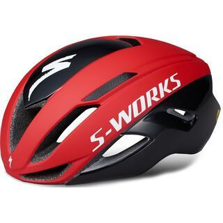 Specialized S-Works Evade II ANGi MIPS, team red/black - Fahrradhelm