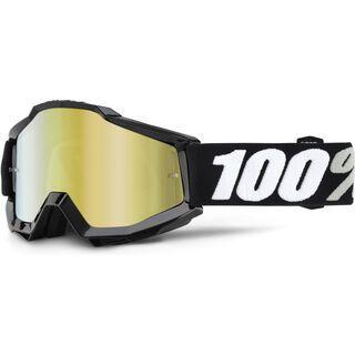 100% Accuri inkl. WS, tornado/Lens: mirror gold - MX Brille
