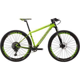 Cannondale F-SI Hi-Mod Team 29 2017, bz green/chrome - Mountainbike
