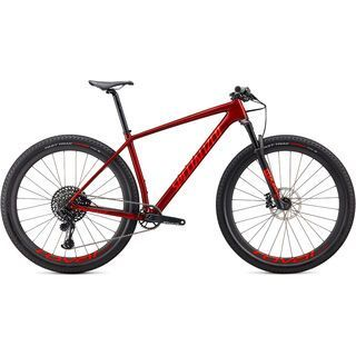 Specialized Epic HT Expert 2020, crimson/rocket red - Mountainbike
