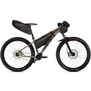 Ghost Roket X 8.7+ AL 2018, tan/black/red - Mountainbike