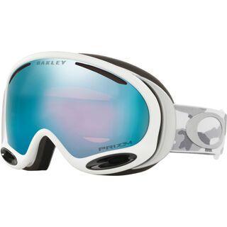 Oakley A Frame 2.0 Prizm Snow Camo Collection, Lens: prizm sapphire iridium - Skibrille