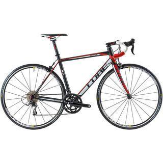 Cube Peloton Race 2014, black/red print - Rennrad