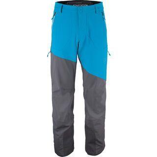 La Sportiva Axiom Pant M, tropic blue/carbon - Skihose