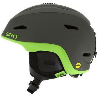 Giro Zone MIPS, matte mil spec olive - Skihelm