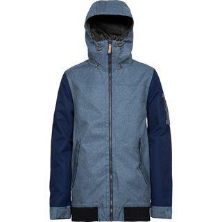 WearColour Bridge Jacket, denim blue - Skijacke
