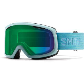 Smith Riot inkl. WS, opal odyssey/Lens: cp everyday green mir - Skibrille