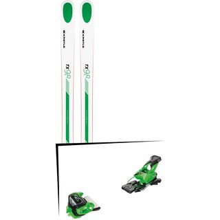 Set: Kästle TX98 2019 + Tyrolia Attack² 13 GW green