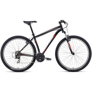 Specialized Hardrock 29 2014, Black/Charcoal/Red/White - Mountainbike