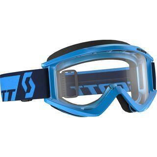 Scott RecoilXi, blue/clear - MX Brille