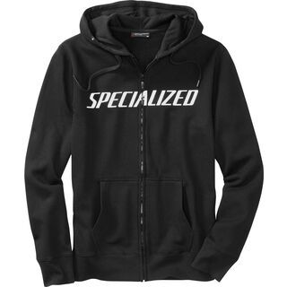 Specialized Podium Hoodie, black/white - Hoody