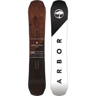 Arbor Coda Camber Mid Wide 2017 - Snowboard