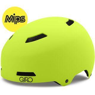 Giro Quarter MIPS, lime division - Fahrradhelm
