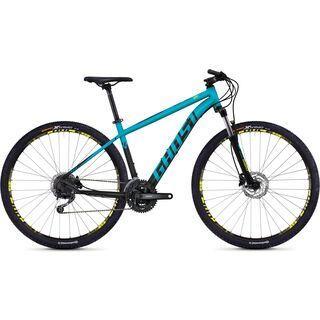 Ghost Kato 4.9 AL 2018, blue/black/neon yellow - Mountainbike