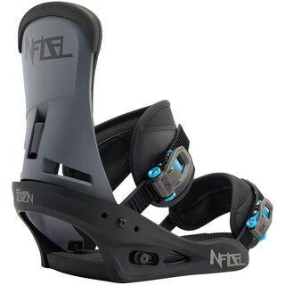 Burton Infidel 2015, Black - Snowboardbindung