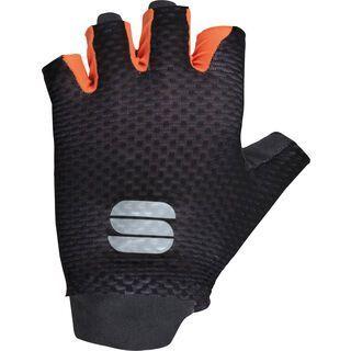 Sportful BodyFit Pro Light Gloves, black/orange - Fahrradhandschuhe