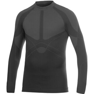 Craft Warm Crewneck, black - Unterhemd