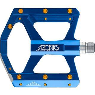 Azonic Wicked RL Pedal, blue