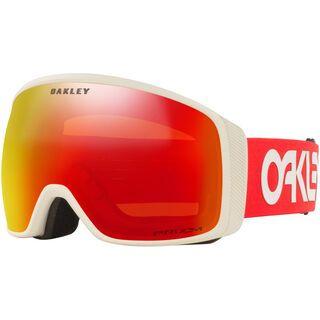 Oakley Flight Tracker XL Factory Pilot - Prizm Torch Iridium viper red grey