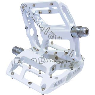 NC-17 Gladiator XII S-Pro, white - Pedale