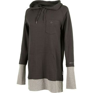Armada Feather Pullover Hoody, black