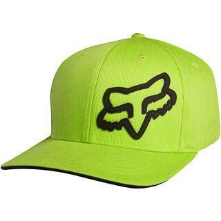 Fox Signature Flexfit Hat, green - Cap