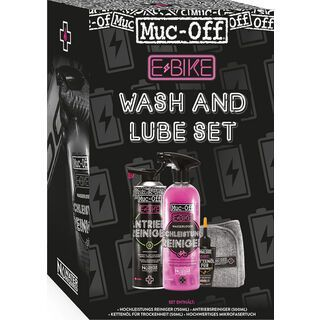Muc-Off eBike Wash & Lube Set - Reinigungsset