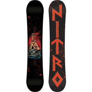 Nitro Viking One-Off (Gjermund, Torgeir, Nils) 2015 - Snowboard