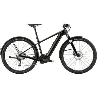 Cannondale Canvas Neo 1 2021, guinness black - E-Bike
