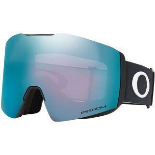 Oakley Fall Line XL Prizm, matte black/Lens: sapphire iridium - Skibrille