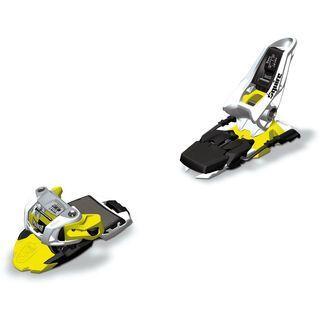 Marker Squire 11 2013, white/black/yellow - Skibindung