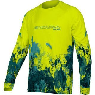 Endura MT500 Ink L/S Jersey LTD moss