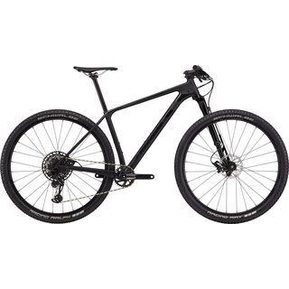 Cannondale F-Si Carbon 3 2020, matte black - Mountainbike